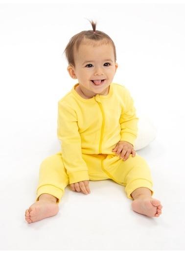 LC Waikiki Pijama Takım Sarı